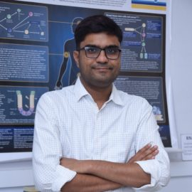 Dr. Nishant Vyas | Technical Head - Nirav Biosolutions