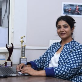 Vaishali Sharma - Director Nirav Biosolutions